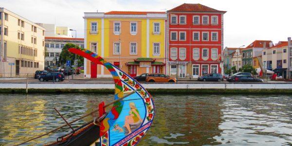 Aveiro, la piccola Venezia del Portogallo